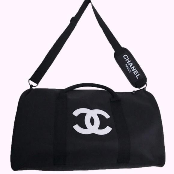 58bd6872f9fb CHANEL Bags | Vip Travel Bag Duffle Gym Bag New | Poshmark
